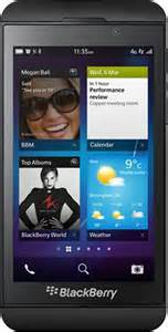 blackberry z10 reivew is it a threat to iphone android ny daily news