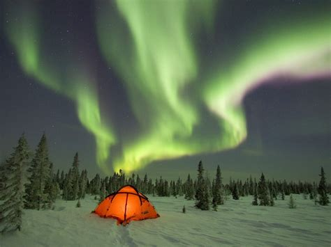 5 best places to see the spectacular northern lights