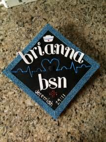 Nursing Graduation Cap Idea