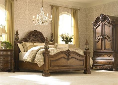 bedrooms villa clare king poster bed bedrooms havertys