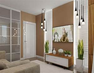 Apartment Einrichten Ideen : kleines wohnzimmer modern einrichten tipps und beispiele ~ Markanthonyermac.com Haus und Dekorationen