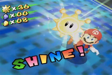 This Super Mario Sunshine Speedrun Is 90 Minutes Of