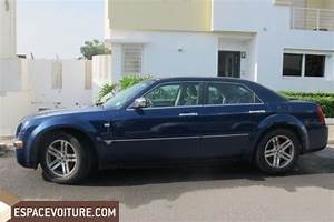 Chrysler 300c Prix : chrysler 300c occasion casablanca essence prix 180 000 dhs r f caa10465 ~ Maxctalentgroup.com Avis de Voitures