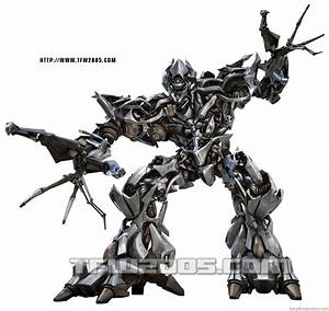 Megatron Back in Sequel with Tank Alternate Mode ...