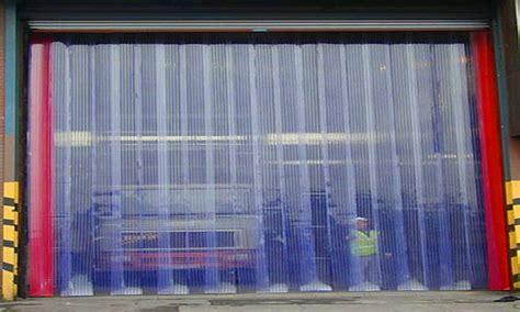 pvc curtains worcester doors