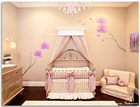 13 Luxurious Nursery Bedroom Design Ideas