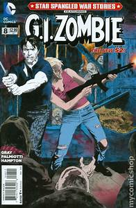 Star Spangled War Stories G I  Zombie  2014  Comic Books