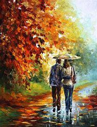 Leonid Afremov Oil Painting