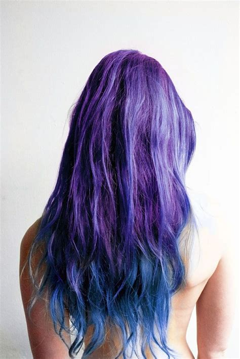 1000 Images About Purple Hair On Pinterest Californian