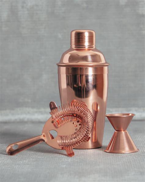 copper bar collection relish decor