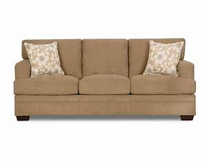 simmons chicklet sofa truffle tan With tan sectional sleeper sofa