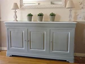 peindre meuble blanc effet vieilli a d39interieur inspire With meuble effet vieilli blanc