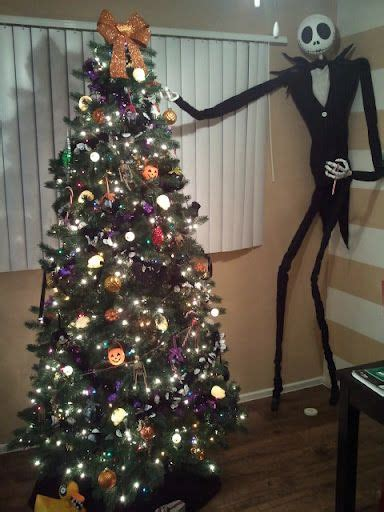 Nightmare Before Decorations by Nightmare Before Skellington Decorating My