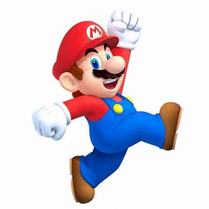 Mario Clip Clipart Super Characters Bross Clipartbest