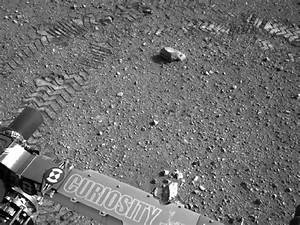 Rover Leaves Tracks in Morse Code