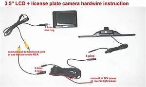 Wiring Diagram Reverse Camera