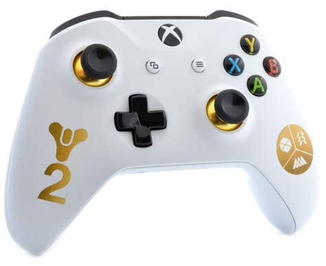 2 xbox one controllers quot destiny 2 quot xbox one s modded controller moddedzone