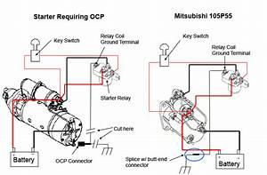Ocp Starter Conversion Diagrams