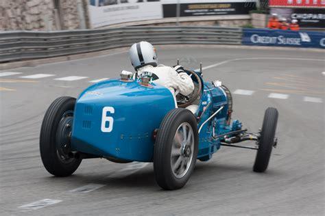 Bugatti Type 51 Grand Prix - Chassis: 51154 - 2012 Monaco ...