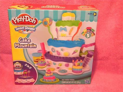 recalled extruder play doh hasbro play sweet shoppe cake