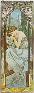 Meer dan 1000 afbeeldingen over Artist: Mucha, Alphonse ...