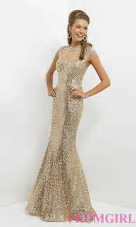gold sequin evening gowns blush long sequin dresses promgirl