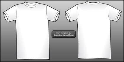 Collar T Shirt Template Psd by 31 Templates Gratis Para Camisetas Y Ropa Marco