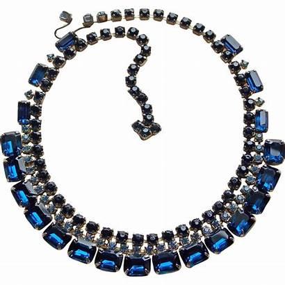 Rhinestone Necklace Fabulous