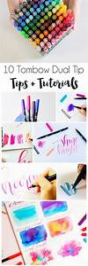 397 best Tombow Techniques images on Pinterest | Blouse ...