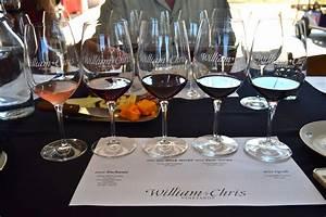 Wine Tasting at William Chris Vineyards