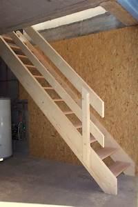 Echelle D Escalier : escalier de meunier ~ Premium-room.com Idées de Décoration