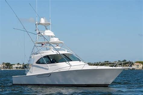 viking yachts sport tower hull truth boating