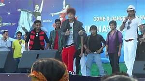 dance india dance world record - raghav live performance ...