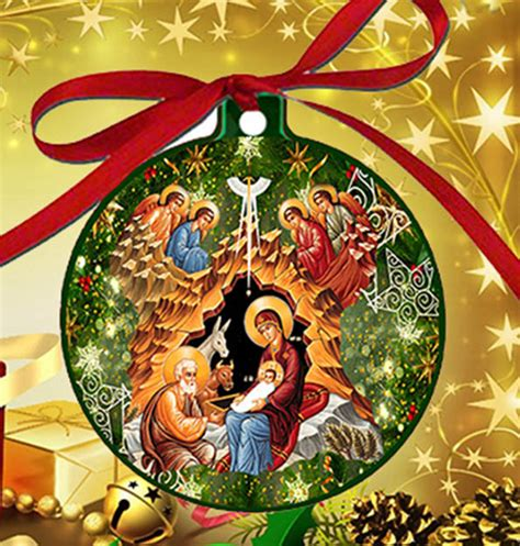 orthodox christmas ornaments click to view selection st