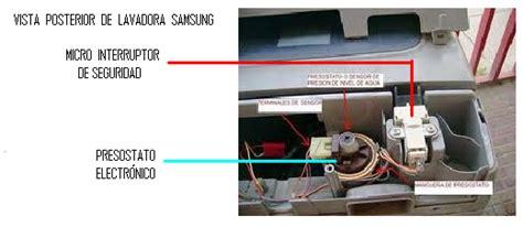 solucionado mi lavadora es una samsum wa1635d0 hace todas las funciones yoreparo