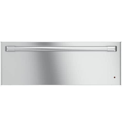 ge cafe series  warming drawer cwsjss ge appliances