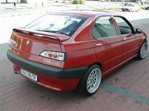 Alfa Romeo 146 Ti. Photos And Comments. Www.picautos.com