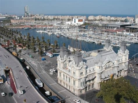 le port de barcelone le vieux port de barcelone transform 233 en marina de luxe