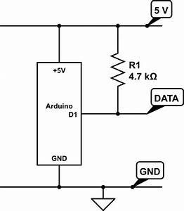 Arduino - 1-wire And The Resistor