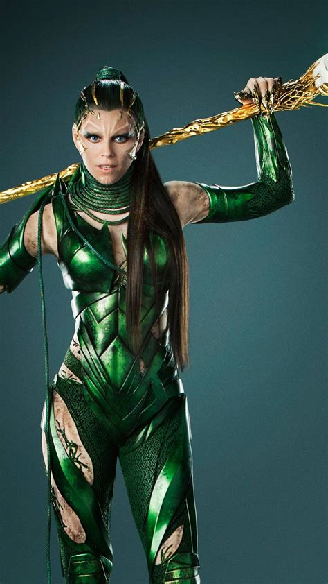 wallpaper power rangers elizabeth banks rita repulsa