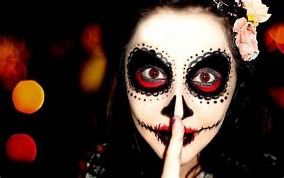 Skull Makeup Sugar Tutorial Simple Easy Face