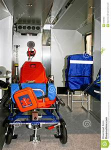 Ambulance Inside Stock Photos - Image: 3759463