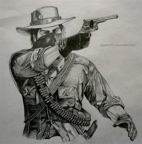 Red Dead Redemption By Aspirin111 On Deviantart