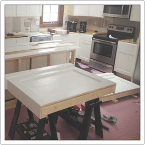 Build a DIY Kitchen Island ? Build Basic