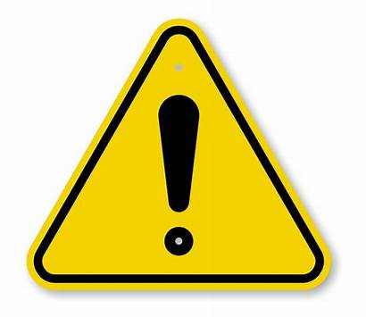 Warning Caution Triangle Signs Clipart Underground Cable