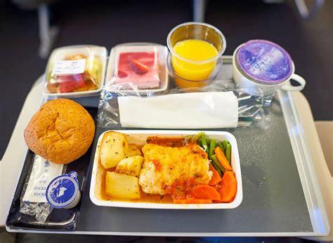 best meals top 10 in flight meals world s best airline food