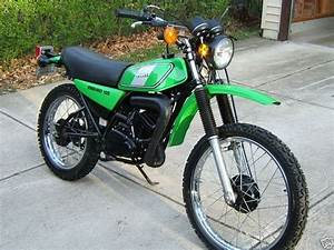 Yamaha Dt125 Dt175 At2  3 Ct2  3 1972