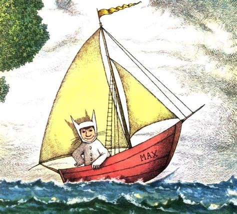 Where The Wild Things Are Boat Diy by Where The Wild Things Are Book Boat Www Imgkid The