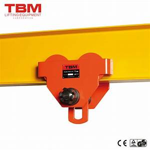 China Plain Trolley  Trolley  Manual Trolley For Chain