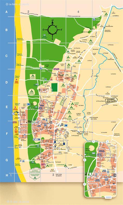 plan de notre dame de monts location 224 notre dame de monts